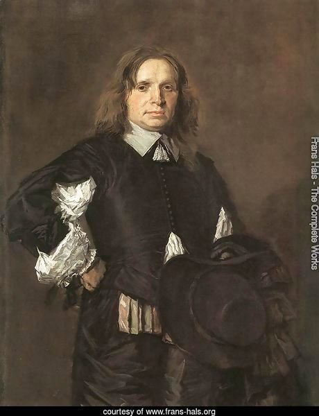 Portrait of a Man I