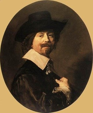 Frans Hals - Portrait of a Man IV