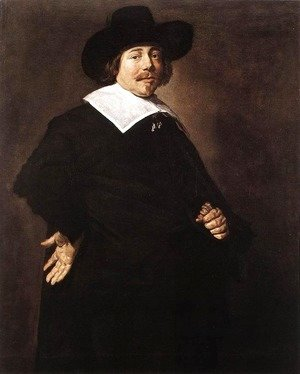 Frans Hals - Portrait of a Man V