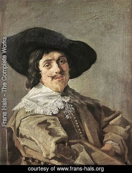 Frans Hals - Portrait of a Man VI