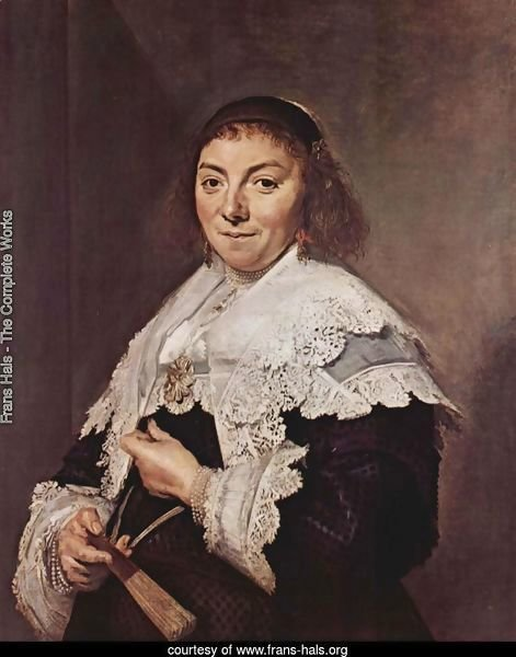 Portrait of Mary Pietersdr