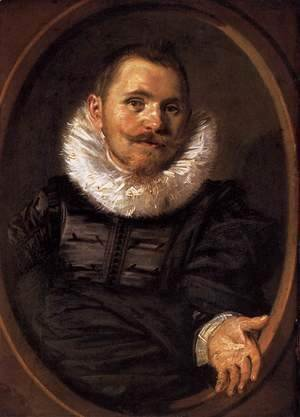 Frans Hals - Portrait of a Man 03
