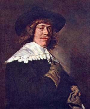Frans Hals - Portrait of a Man 17