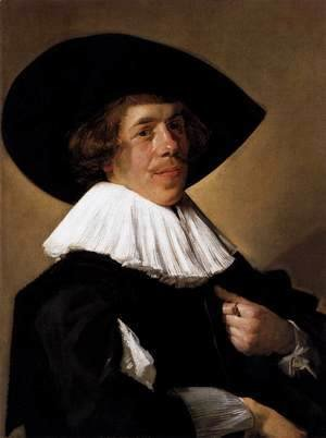 Frans Hals - Portrait of a Man 2