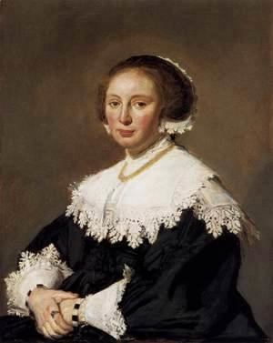 Frans Hals - Portrait of a Woman 3