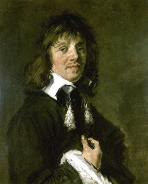 Frans Hals - Portrait of a Man 3