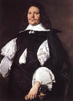 Frans Hals - Portrait Of A Man 4