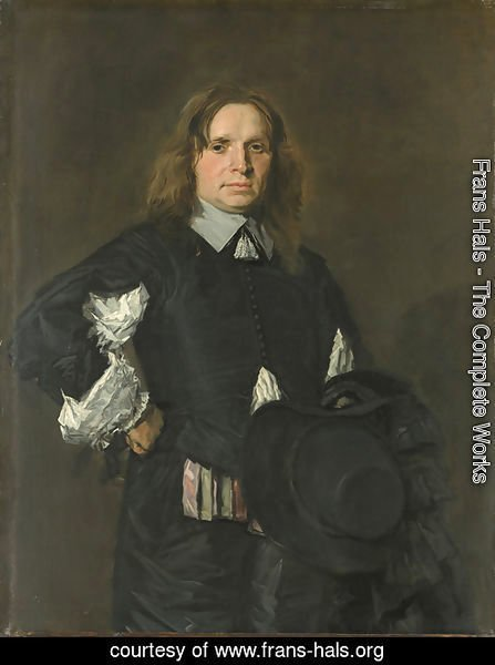 Portrait of a Man early 1650s