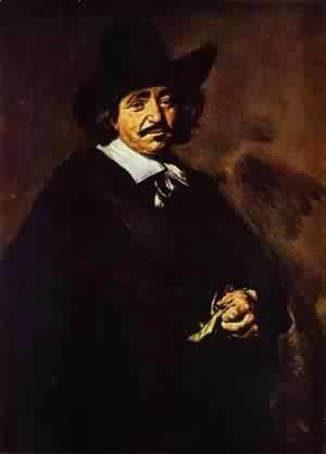 Frans Hals - Portrait Of A Woman 4