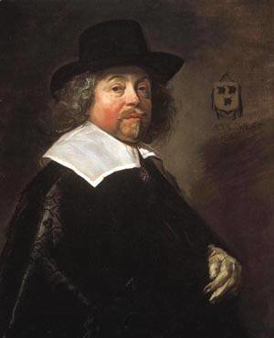 Portrait of Joseph Coymans 1644