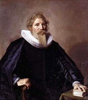 Frans Hals - Portrait of a Man 5