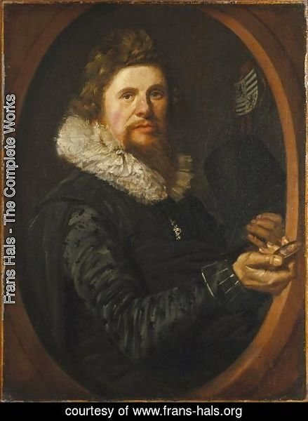 Frans Hals - Portrait of a Man 6