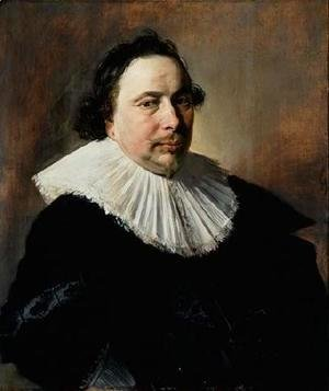 Frans Hals - Portrait of an Unknown Man