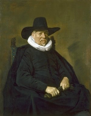 Frans Hals - Portrait of a Man 7