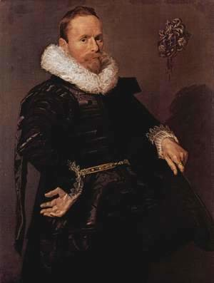 Frans Hals - Portrait of an unknown man 3