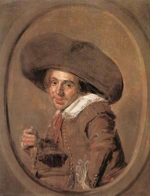 A Young Man in a Large Hat 1628-30