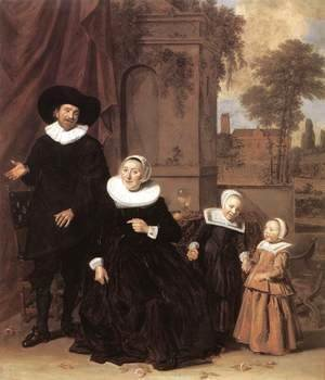 Family Portrait c. 1635