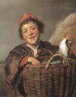 Fisher Boy  1630-32