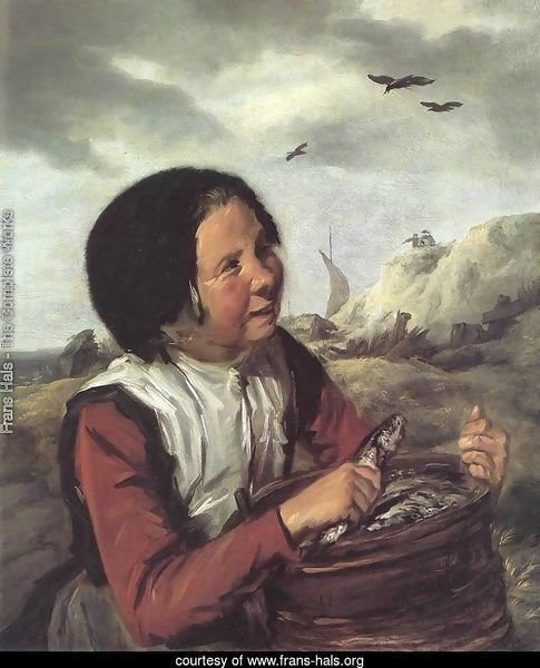 Fisher Girl  1630-32