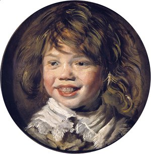 Laughing Child  1620-25