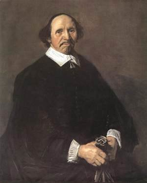 Frans Hals - Portrait of a Man  1555-60
