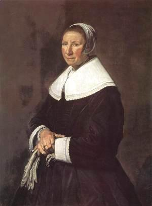 Portrait of a Woman 1648-50