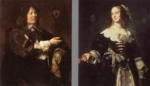 Stephanus Geraerdts and Isabella Coymans  1650-52