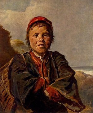 The Fisher Boy  1630-32