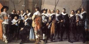 The Meagre Company  1633-37